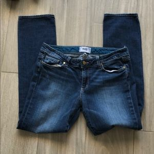 Paige Premium Denim Skinny Jean Style 27002